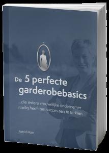 Succes Trek Je Aan ebook de 5 perfecte garderobe basics