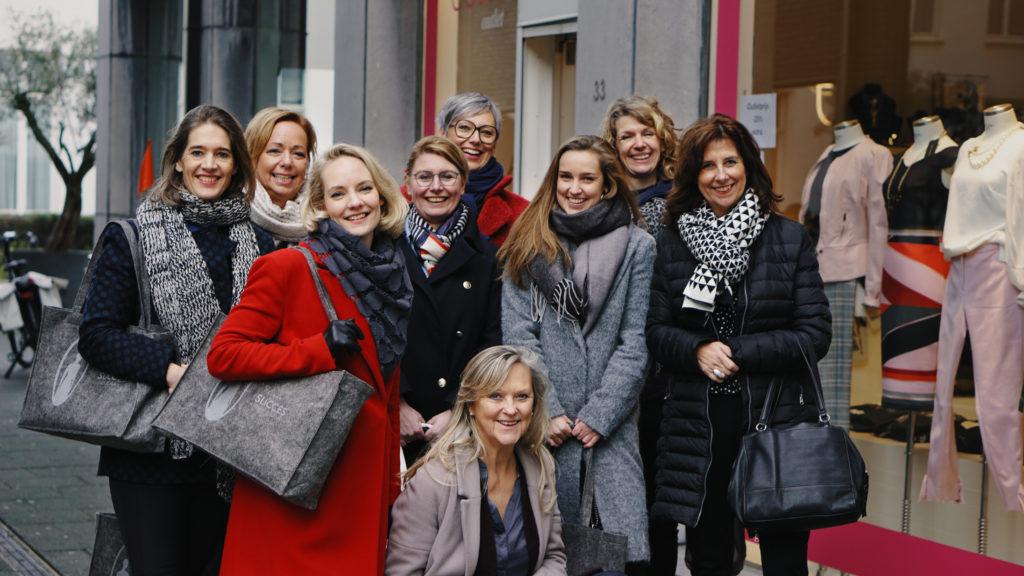 Waanzinnige Shoppinexperience in Antwerpen met Astrid Mast