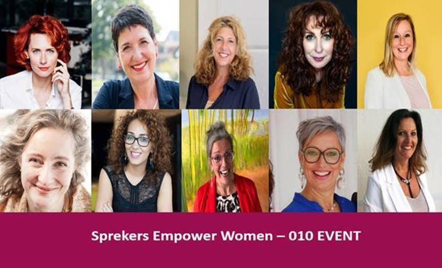 Empower Women Event I Succes Trek Je Aan